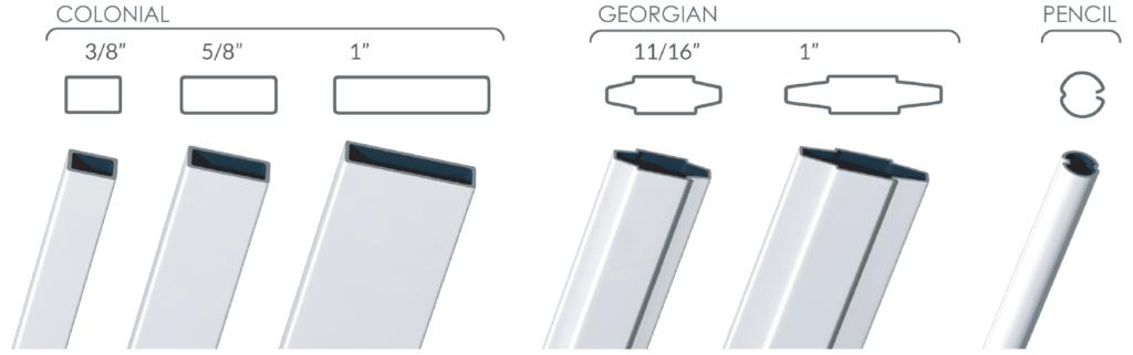 Awning Windows Grill Patterns