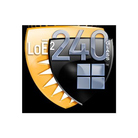 LoE Double 240 Cardinal Glass
