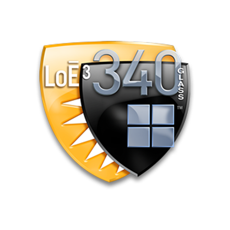 LoE Triple 340 Cardinal Glass