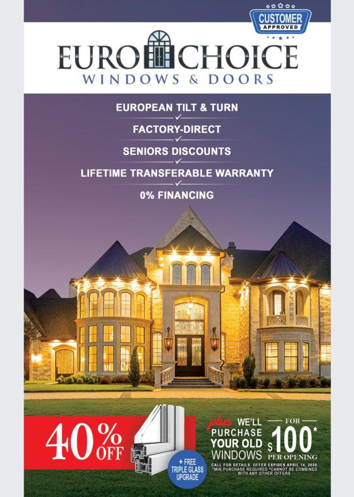 windows, doors, promotions