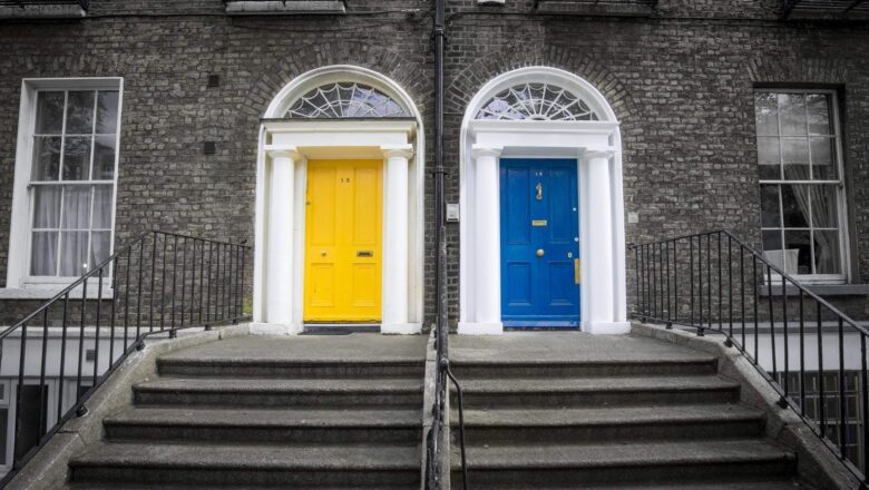 5 Door Colours that Will Change Your Home's Appearance